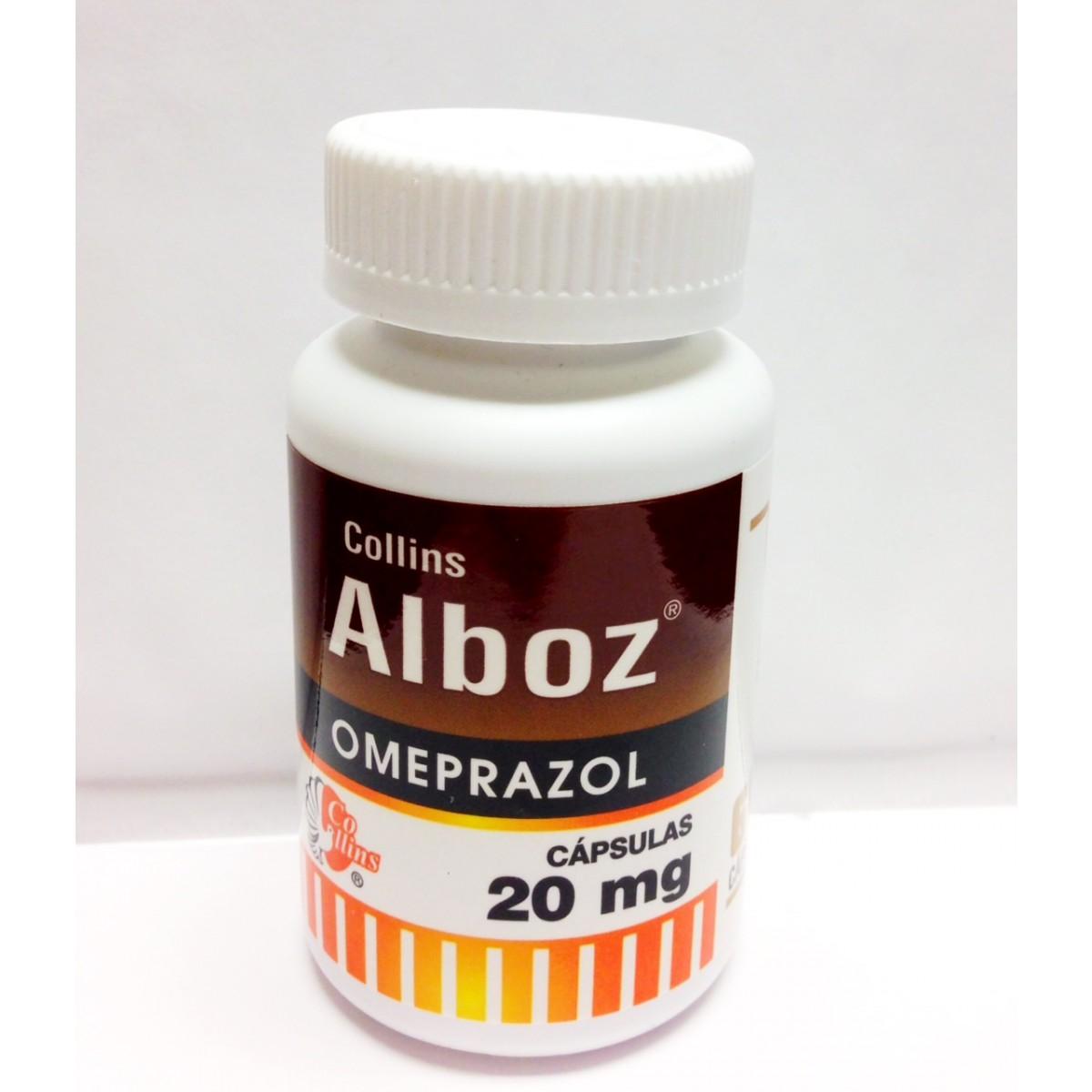 Omeprazole 20 Mg Para Que Es