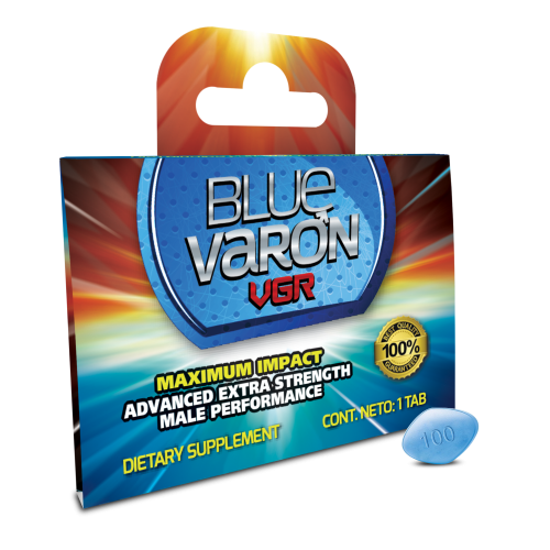Blue Varon #1 En Potencia Sexual