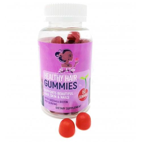 Vitaminas para Crecimiento de Cabello Saludable La Niche