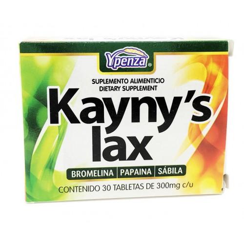 Kaynys Lax Laxante Natural