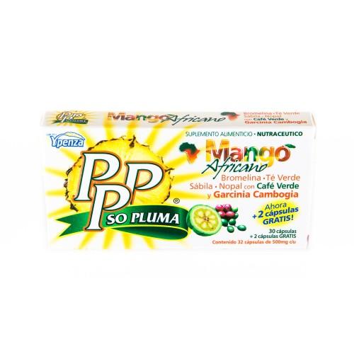 Mango Africano Reforzado PSO Pluma