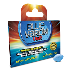 Blue Varon #1 En Potencia Sexual