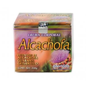 Alcachofa Gel Corporal Reafirmante GN+Vida