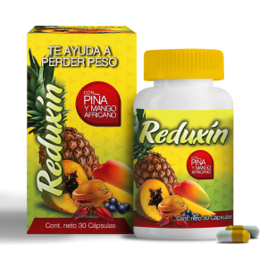 Capsulas de Pina Reduxin