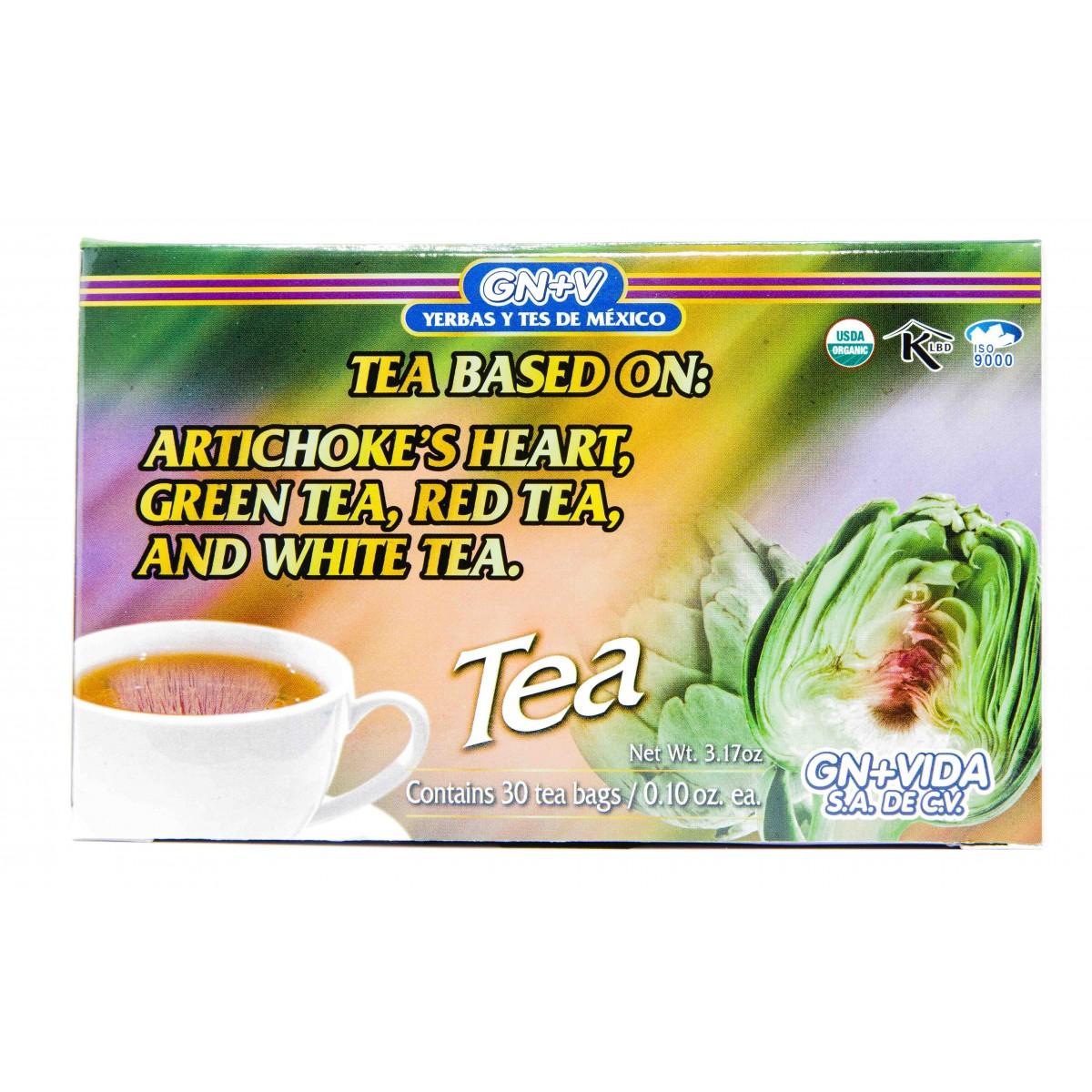 Artichoke tea diet