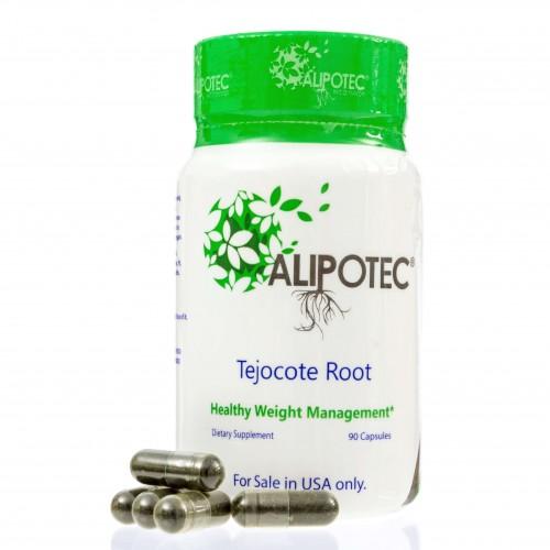 Alipotec Capsulas 90 Day Supply $32.99 Tejocote Root ...