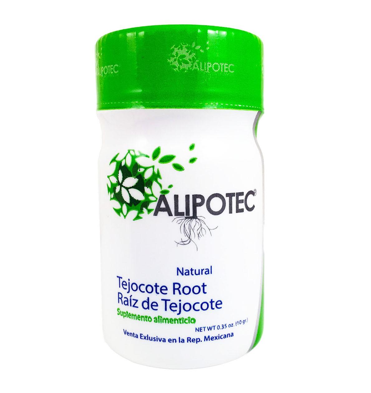 Alipotec Raiz de Tejocote Root in USA - 90 Day Supply as ...