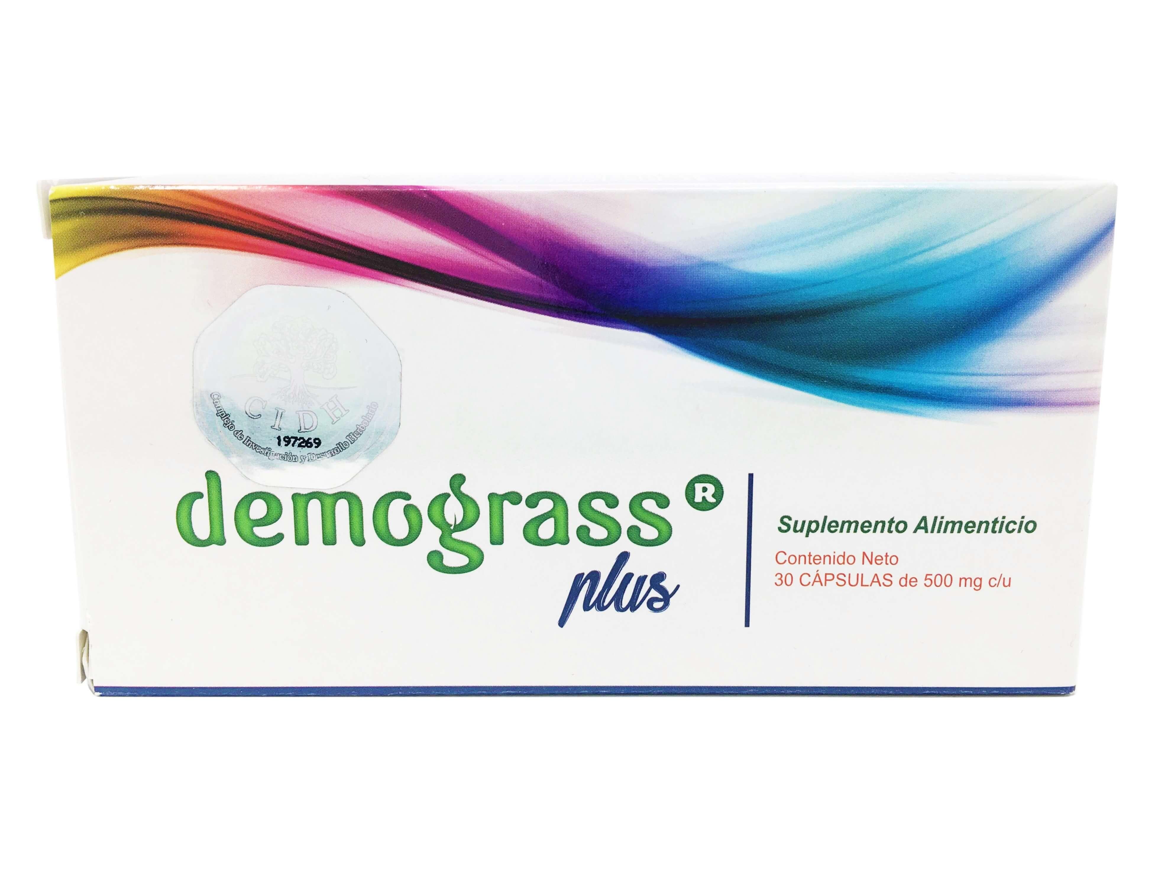 Demograss Plus en USA $9.99 Free Shipping Original