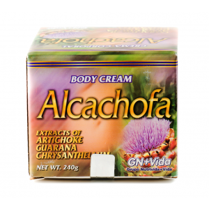 Artichoke Body Gel by GN+Vida