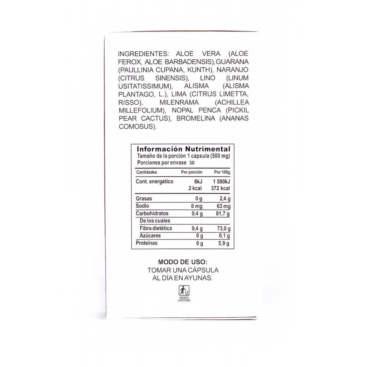 Demograss en USA $8.75 Free Shipping las Capsulas